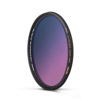 Nisi Round Graduated ND Filters