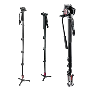 Manfrotto Video Monopods