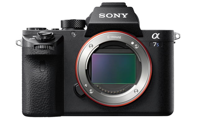 Sony Alpha A7S II Mirrorless Digital Camera with Zeiss 24-70mm f/4  Lens
