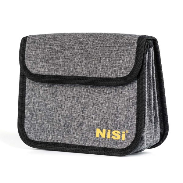NiSi 100mm Filter Pouch for 4 Filters (Holds 4 Filters 100x100mm or 100x150mm) 109121 NiSi 100mm Square Filter System 38.250000