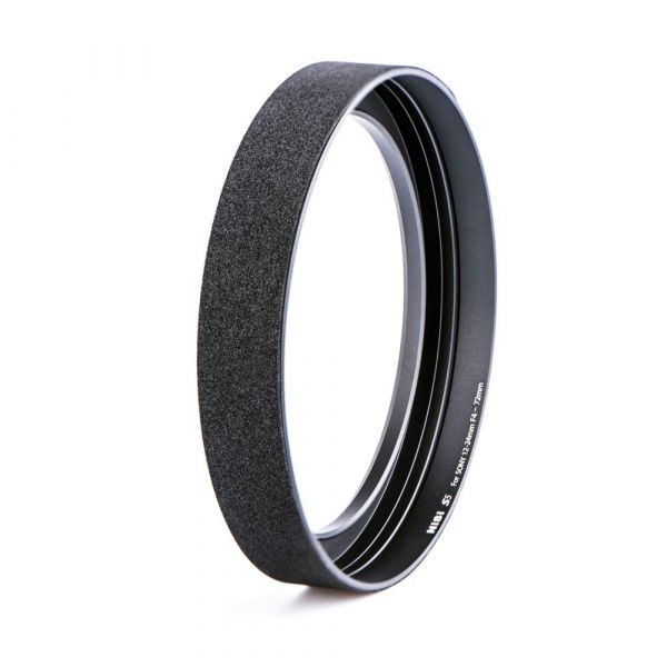 NiSi 72mm Filter Adapter Ring for S5 (Sony 12-24mm) 109451 NiSi Adaptor Rings 49.500000