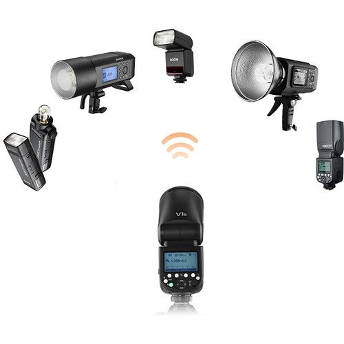 Godox V1 Flash for FUJIFILM 11.V1F Godox 385.000000