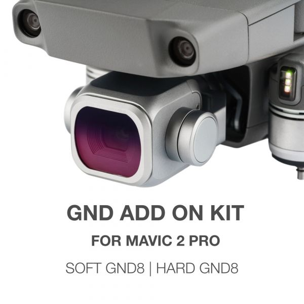 NiSi GND Add-On Kit for Mavic 2 Pro 110304 Drone Filters 58.650000