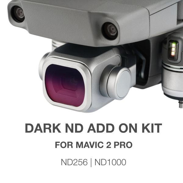 NiSi Dark ND Add-On Kit for Mavic 2 Pro 110305 Nisi 61.750000