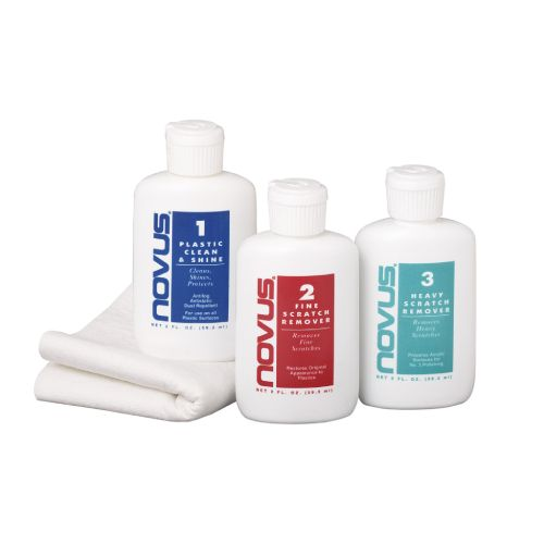AquaTech Novus Cleaning and Scratch Remover Kit 12310 AquaTech 39.95