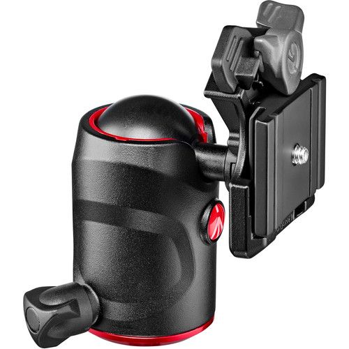Manfrotto MH496-BH Ball Head Compact with QR 200PL-Pro MH496-BH Manfrotto 161.100000
