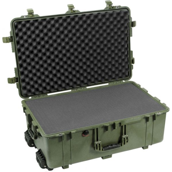 Pelican 1650 Case with Foam (Olive Drab Green) 1650ODG Pelican 523.450000