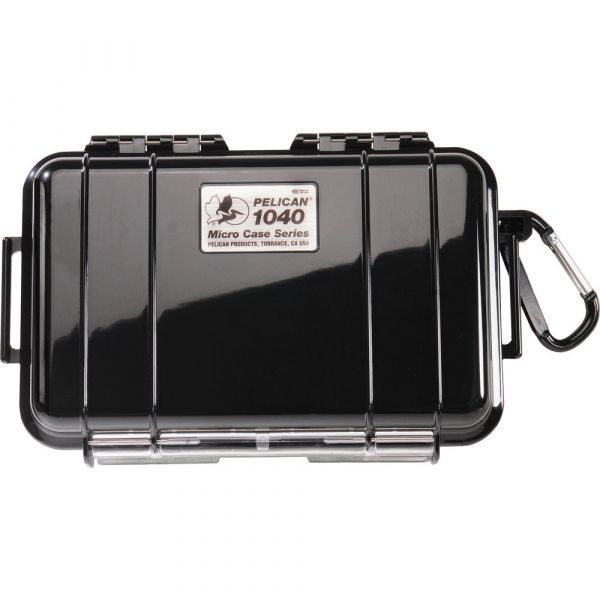 Pelican 1040 Micro Case (Solid Black with Black Lining) 1040BWB Pelican 28.000000