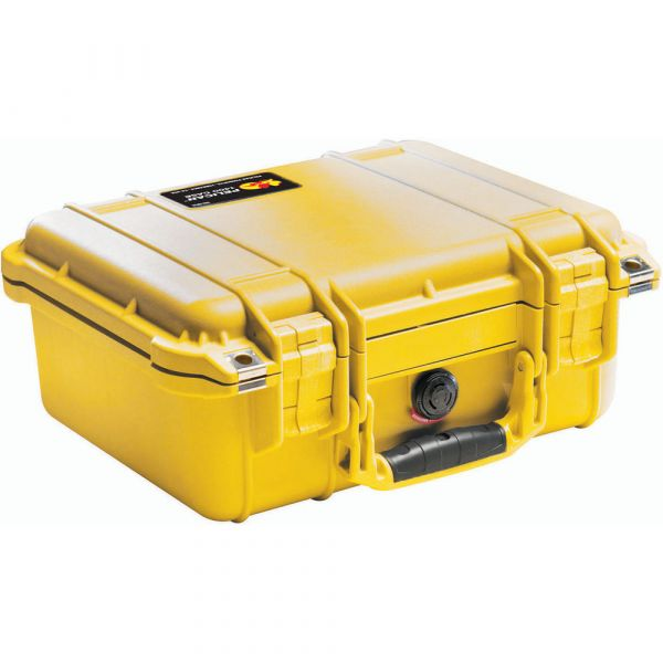 Pelican 1400 Case with Foam (Yellow) 1400Y Pelican 148.000000