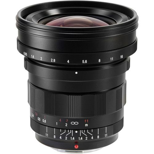 Voigtlander Nokton 10.5mm f/0.95 Lens for Micro Four Thirds BA328A Shop By Brand 1795