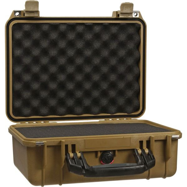 Pelican 1450 Case with Foam (Desert Tan) 1450DT Pelican 227.050000