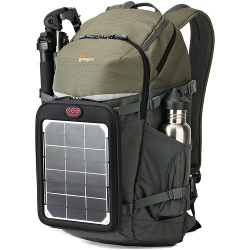 Lowepro Flipside Trek BP 450 AW Backpack (Gray/Dark Green) LP37016-PWW Backpacks 269