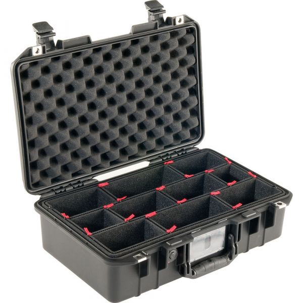 Pelican 1485 Air Compact Hand-Carry Case with TrekPak Insert (Black) 1485AIRBTREK Pelican 292.800000