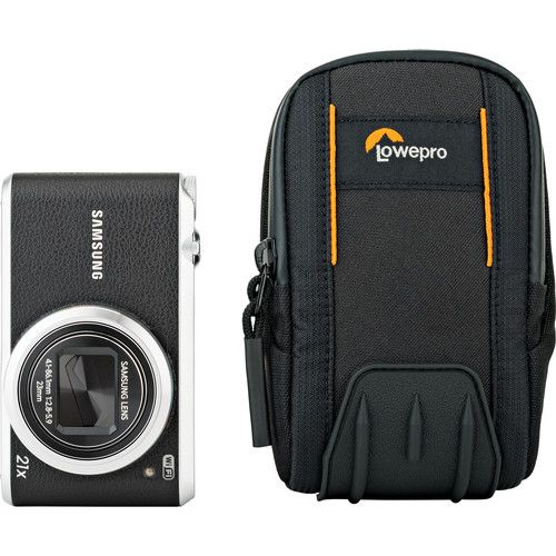 Lowepro Adventura CS 20 Camera Pouch (Black) LP37055-0WW Compact Camera Cases 24.650000