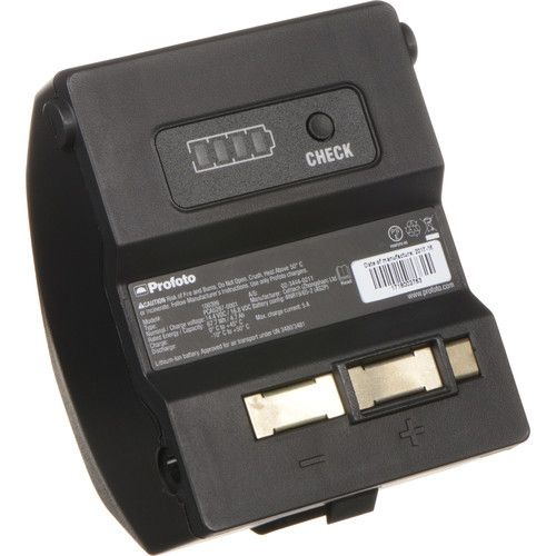 Profoto Lithium-Ion Battery for B1 and B1X AirTTL Flash Heads 100399 Battery Chargers 475