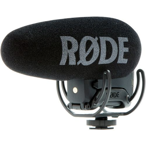 Rode VideoMic Pro Plus On-Camera Shotgun Microphone VMP+ Microphones 348