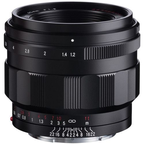 Voigtlander Nokton 40mm f/1.2 Aspherical Lens for Sony E BA342B Sony Mirrorless Mount 1495