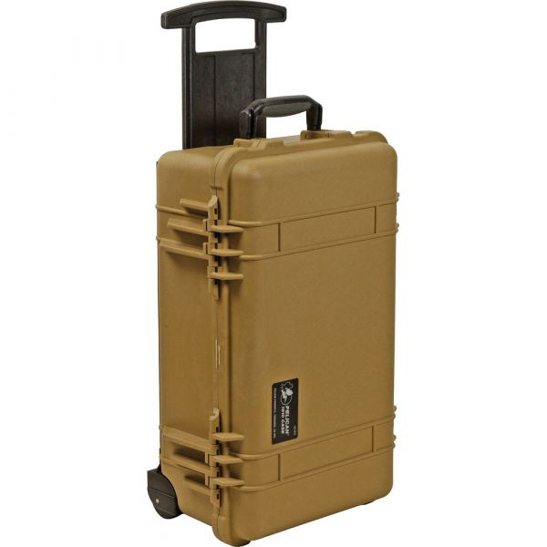 Pelican 1510 Carry-On Case with Foam Set (Desert Tan) 1510DT Pelican 328.000000