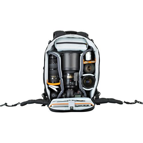 Lowepro Flipside 500 AW II Camera Backpack (Black) LP37131-PWW Backpacks 258.390000