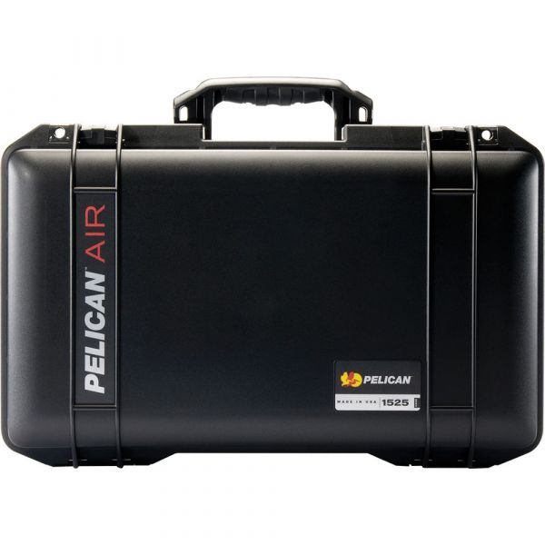 Pelican 1525 Air Carry-On Case Without Foam (Black) 1525AIRBNF Pelican 227.200000