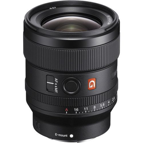 Sony FE 24mm f/1.4 GM Lens SEL24F14GM Georges Winter Sale 1631.000000