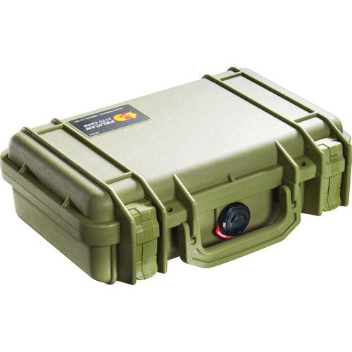Pelican 1170 Case with Foam (Olive Drab Green) 1170ODG Pelican 84.550000