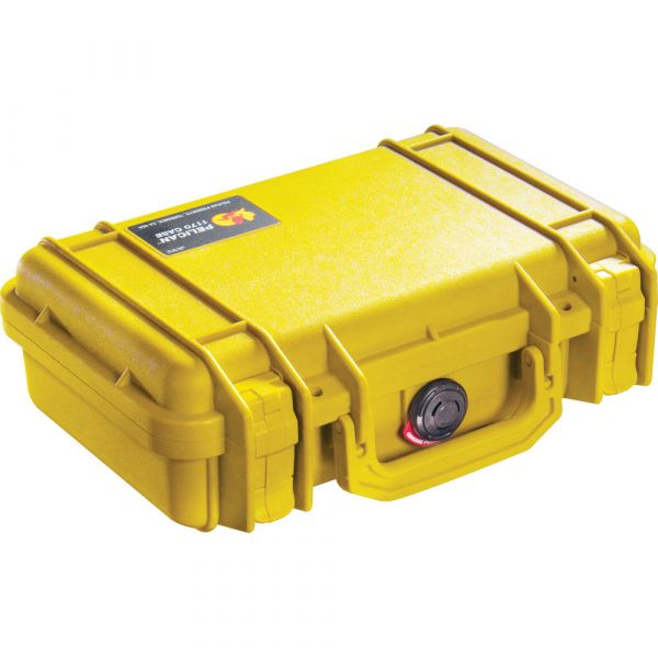 Pelican 1170 Case with Foam (Yellow) 1170Y Pelican 90.250000