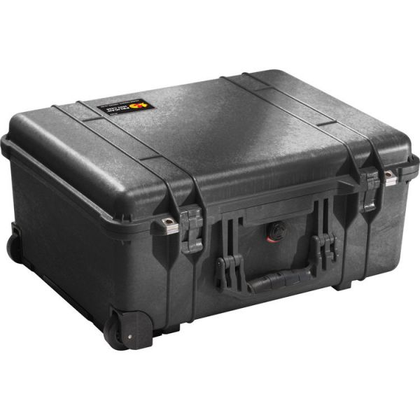 Pelican 1560 Case with Foam Set (Black) 1560B Pelican 360.050000