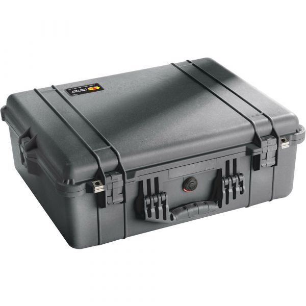 Pelican 1604 Waterproof 1600 Case with Dividers (Black) 1604BD Pelican 532.950000