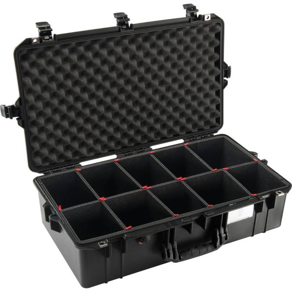 Pelican 1605 Protector Air Case With TrekPak Insert (Black) 1605AIRBTREK Pelican 552.800000