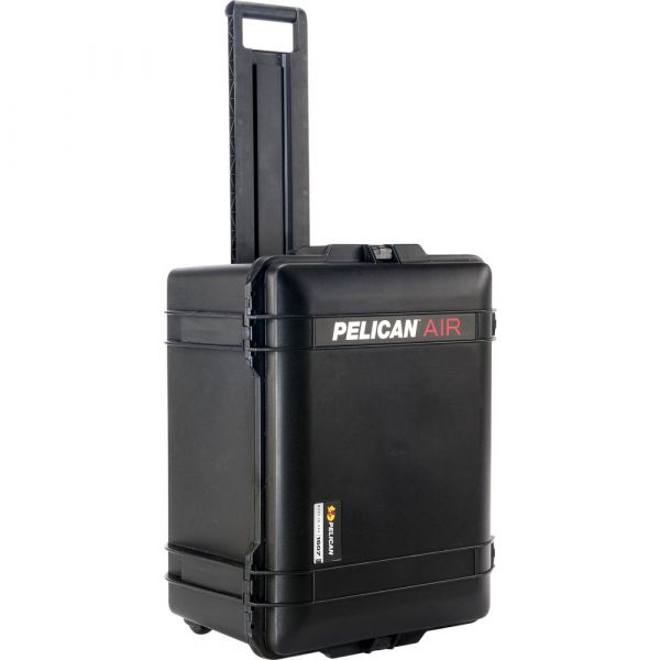 Pelican 1607 Air Case With Padded Dividers - Black 1607AIRBWD Pelican 580.000000