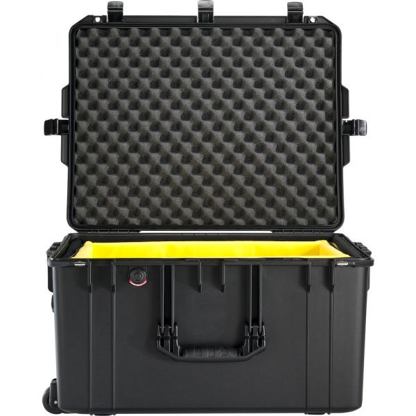 Pelican 1607 Air Case With Padded Dividers - Black 1607AIRBWD Pelican 688.750000