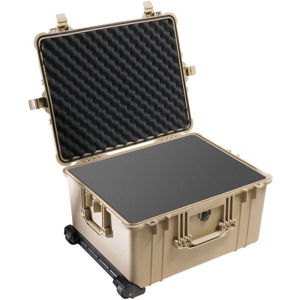 Pelican 1620 Case with Foam (Desert Tan) 1620DT Pelican 472.500000