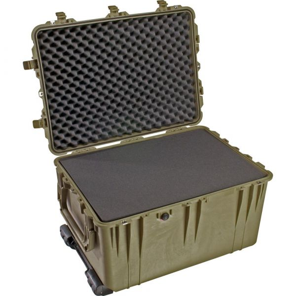Pelican 1660 Case with Foam (Olive Drab Green) 1660ODG Pelican 678.400000