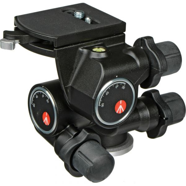 Manfrotto MF 410 Junior Geared Head - Supports up to 5kg 410 Manfrotto 361.250000