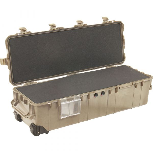 Pelican 1740 Transport Case with Foam (Desert Tan) 1740DT Pelican 661.600000