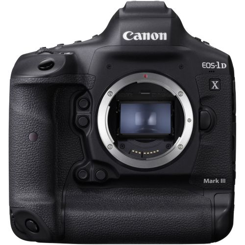 Canon EOS 1DX Mark III DSLR Camera (Body Only) 1DXIIIBUNDLE Cameras of the Week 10442.000000