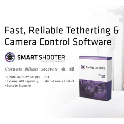 Tether Tools Smart Shooter 4 - Professional Edition 30.SMRTPRO Tether Tools 295