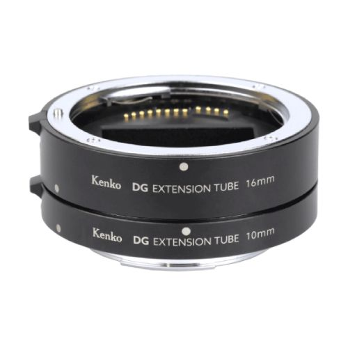 Kenko Extension Tube Set DG For Canon RF 351549 Extension Tubes 450