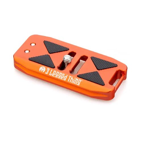 3 Legged Thing ELLIE 85mm Base Plate - Arca with Screen Slope - Copper 3LT-BASE85-C Camera Plates & L-Brackets 72