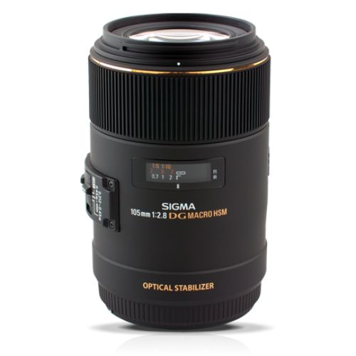 Sigma 105mm F2.8 EX DG OS HSM Macro for Nikon 4258955 Shop By Mount 819