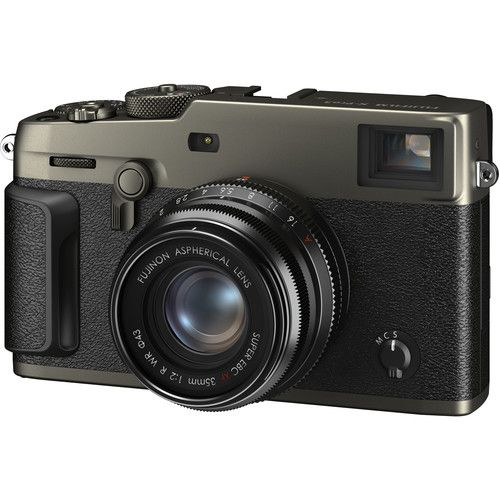 FUJIFILM X-Pro3 Mirrorless Digital Camera (Dura Black) 74169 Mirrorless Cameras 2885
