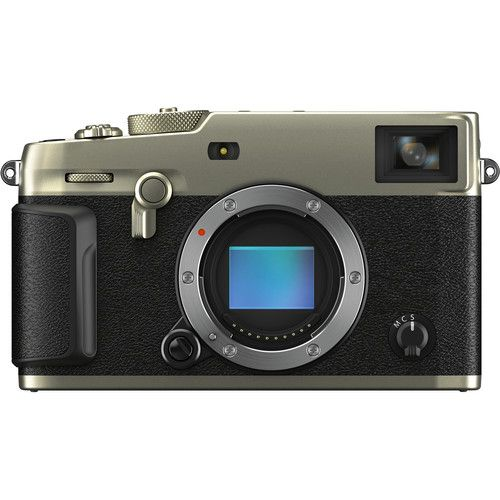 FUJIFILM X-Pro3 Mirrorless Digital Camera (Dura Silver) 74170 Mirrorless Cameras 2885