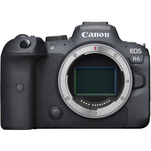 Canon EOS R6 Mirrorless Digital Camera (Body Only) R6BODY Georges Top Sellers 3949.000000