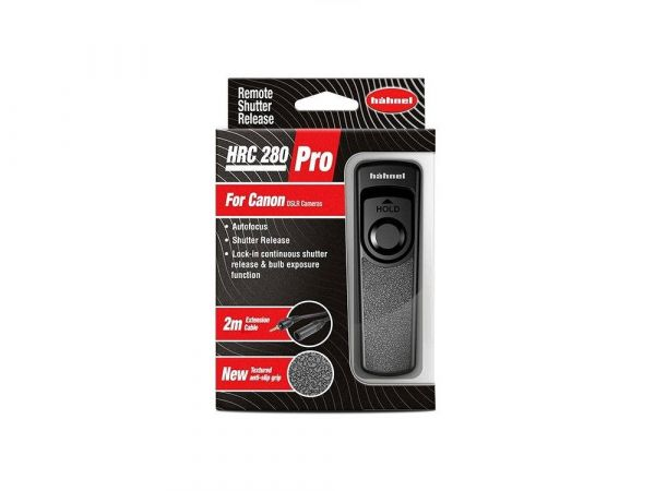 Hahnel Remote Shutter Release PRO 280 for Canon CHLHRCPRO280 Cabled Triggers 32