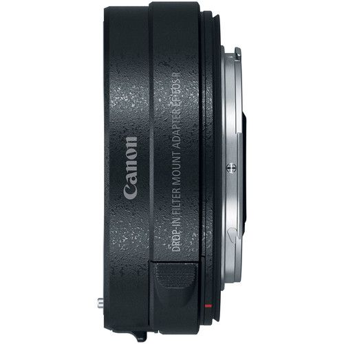 Canon Drop-In Filter Mount Adapter EF-EOS R with Variable ND Filter EF-EOSRFILTERND Adaptors 798