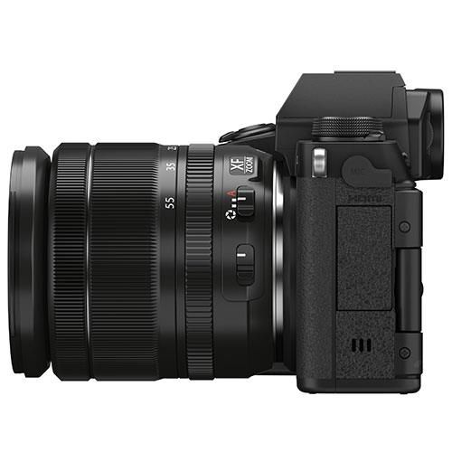 Fujifilm X-S10 with XF18-55mm f/2.8-4 R LM OIS Lens 74409+74030 Mirrorless Cameras 1676.000000