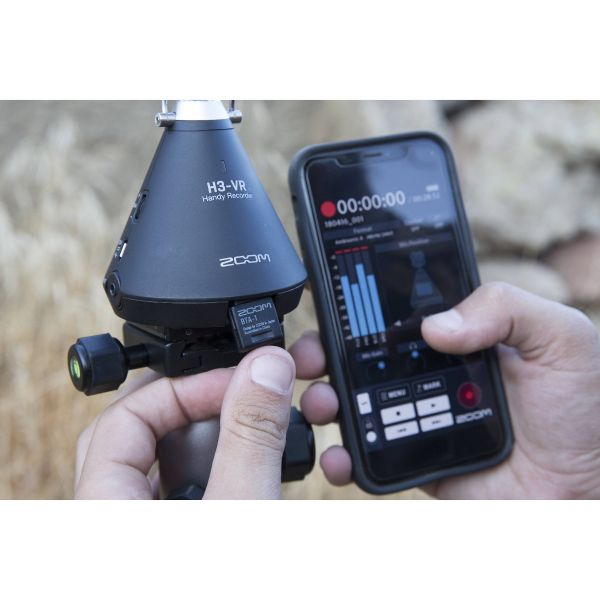 Zoom H3-VR Handy Audio Recorder with Built-In Ambisonics Mic Array FXR003VR Field Recorders 545