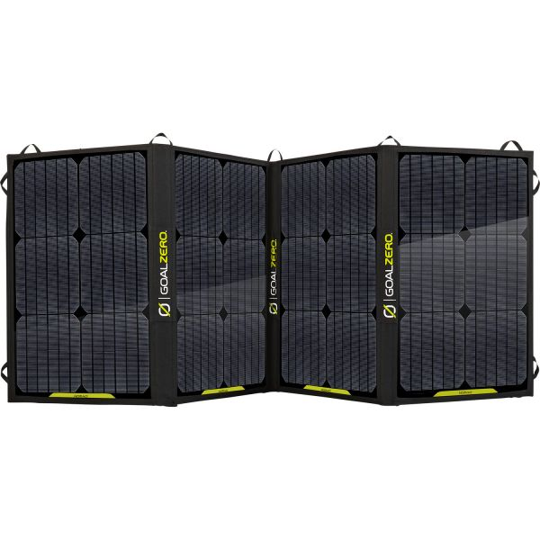 GOAL ZERO Nomad 100 Solar Panel GZ13007 Portable Solar Power 999.95