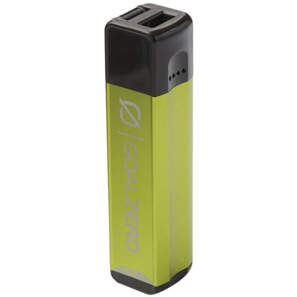 GOAL ZERO Flip 10 USB Recharger (GZ Green) GZ21903 Portable Solar Power 39.95